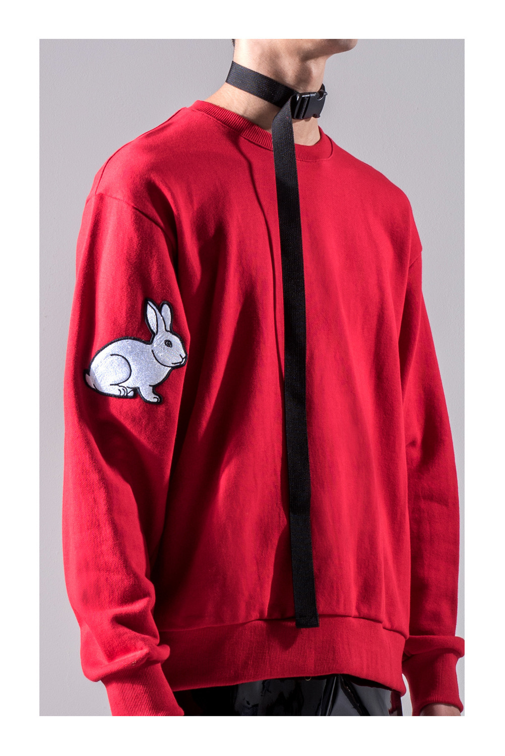 [4차 리오더] Rabbit Sweatshirt (2 color)